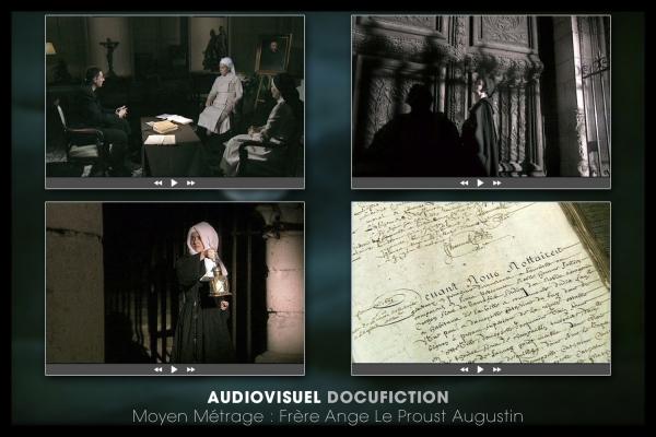 Looktrope Audiovisuel Doc Frère Ange Le Proust Augustin