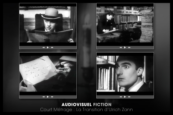 Looktrope Audiovisuel Fiction La Transition d'Ulrich Zann