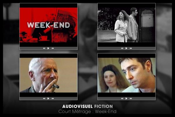 Looktrope Audiovisuel Fiction Week-End
