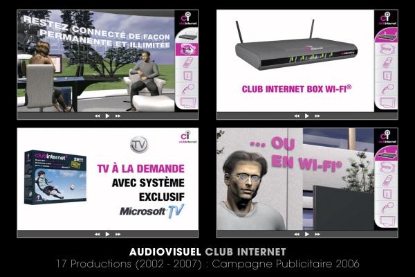 Looktrope Audiovisuel Nouvelles Technologies Club Internet 17 Productions