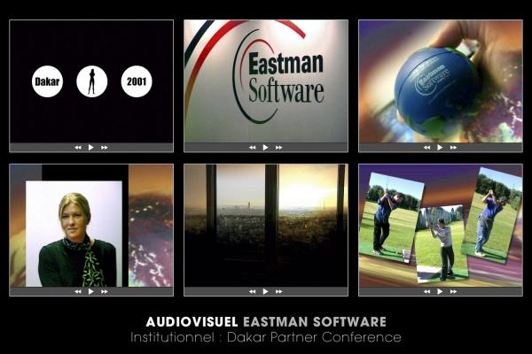 Looktrope Audiovisuel Techno Eastman Software Dakar