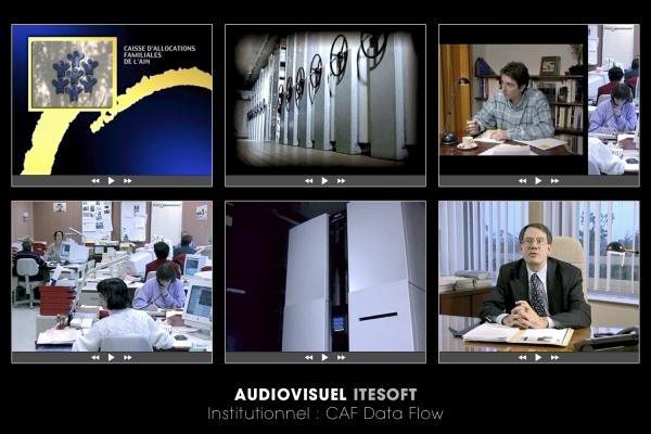 Looktrope Audiovisuel Nouvelles Technologies Itesoft