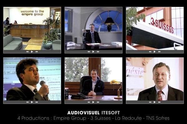 Looktrope Audiovisuel Nouvelles Technologies Itesoft 4 productions