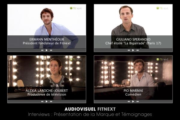 Looktrope Audiovisuel Sport Fitnext Interviews