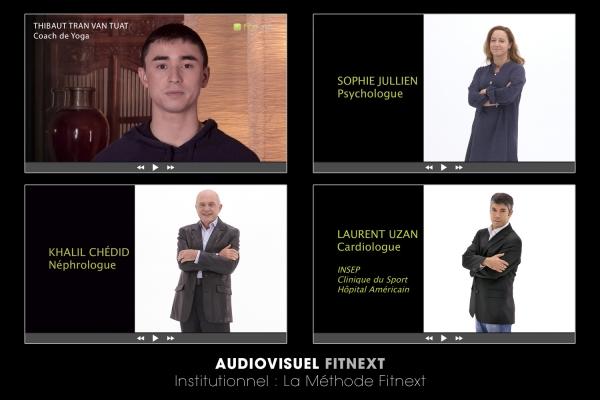 Looktrope Audiovisuel Sport Fitnext Institutionnel
