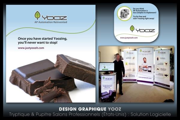 Looktrope Design Graphique Événementiel Yooz