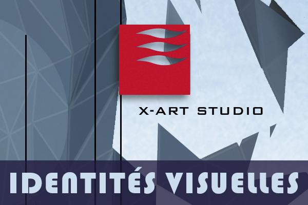 DESIGN GRAPHIQUE - Identités Visuelles