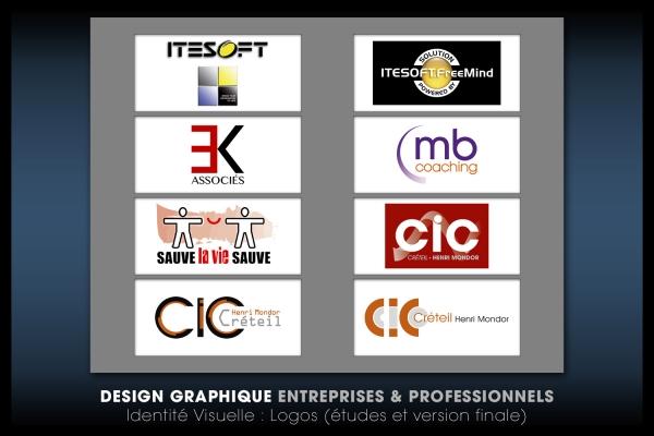 Looktrope Design Graphique Logo Entreprises