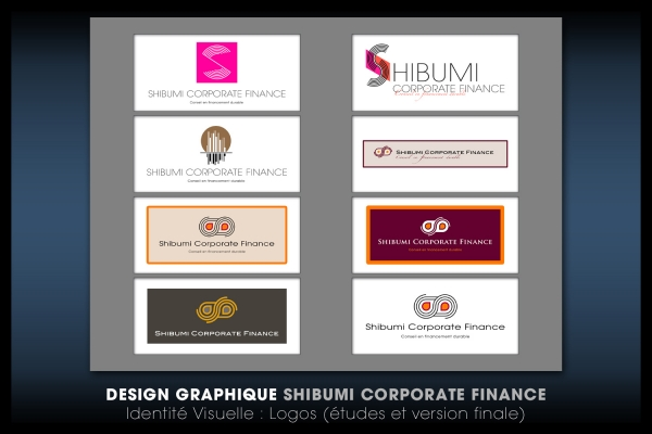 Looktrope Design Graphique Logo Shibumi