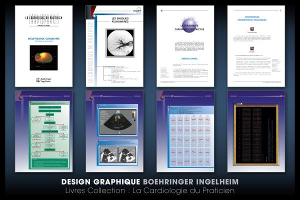 Looktrope Design Graphique Livre Cardiopraxis