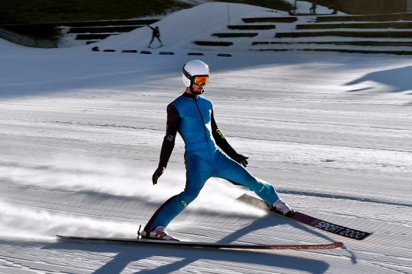 Looktrope France Le Jura Saut à Ski