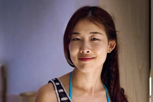 Looktrope Singapour Naomi Chambre Femme