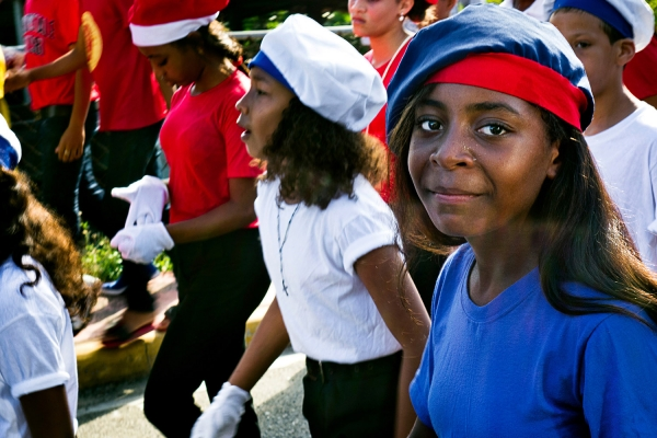 Looktrope République Dominicaine Parade Fête Nationale