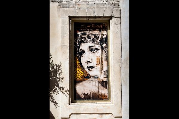 Looktrope France Arles Rue Fanton Street Art
