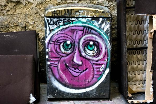 Looktrope France Montpellier Street Art Loko