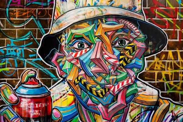 Looktrope Paris Carreau du Temple Urban Art Fair Arnaud Rabier
