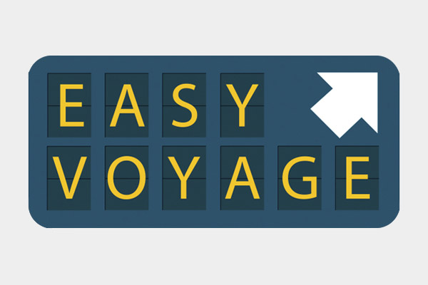 Looktrope Clients Logo Easyvoyage - Groupe Webedia
