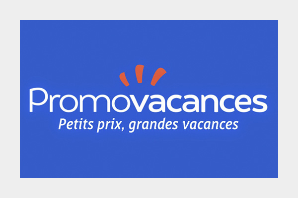 Looktrope Clients Logo Promovacances - Groupe Karavel